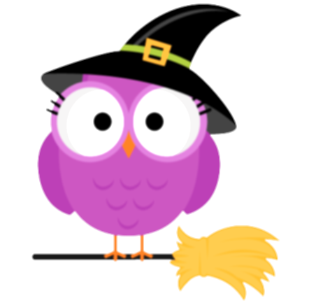 cute halloween witch png