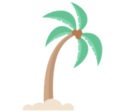 cute palm tree png