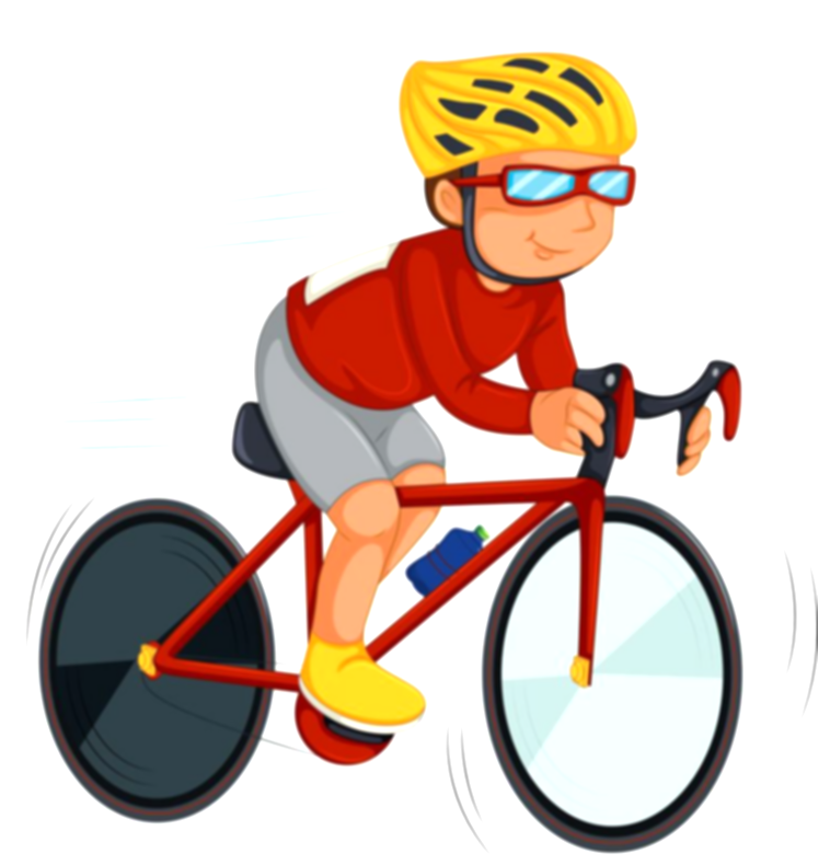 cycling clipart sport