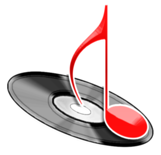 dj music notes png
