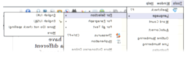 drawing toolbars open office