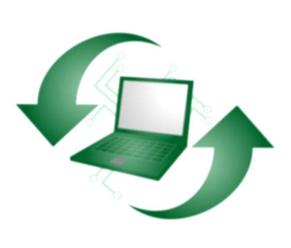 electronics clipart electronic recycling
