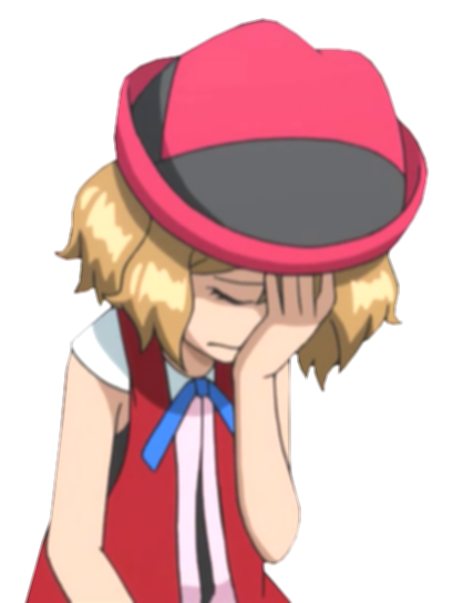 face palm png