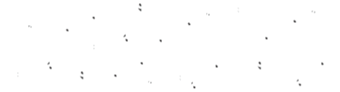 floating music notes png