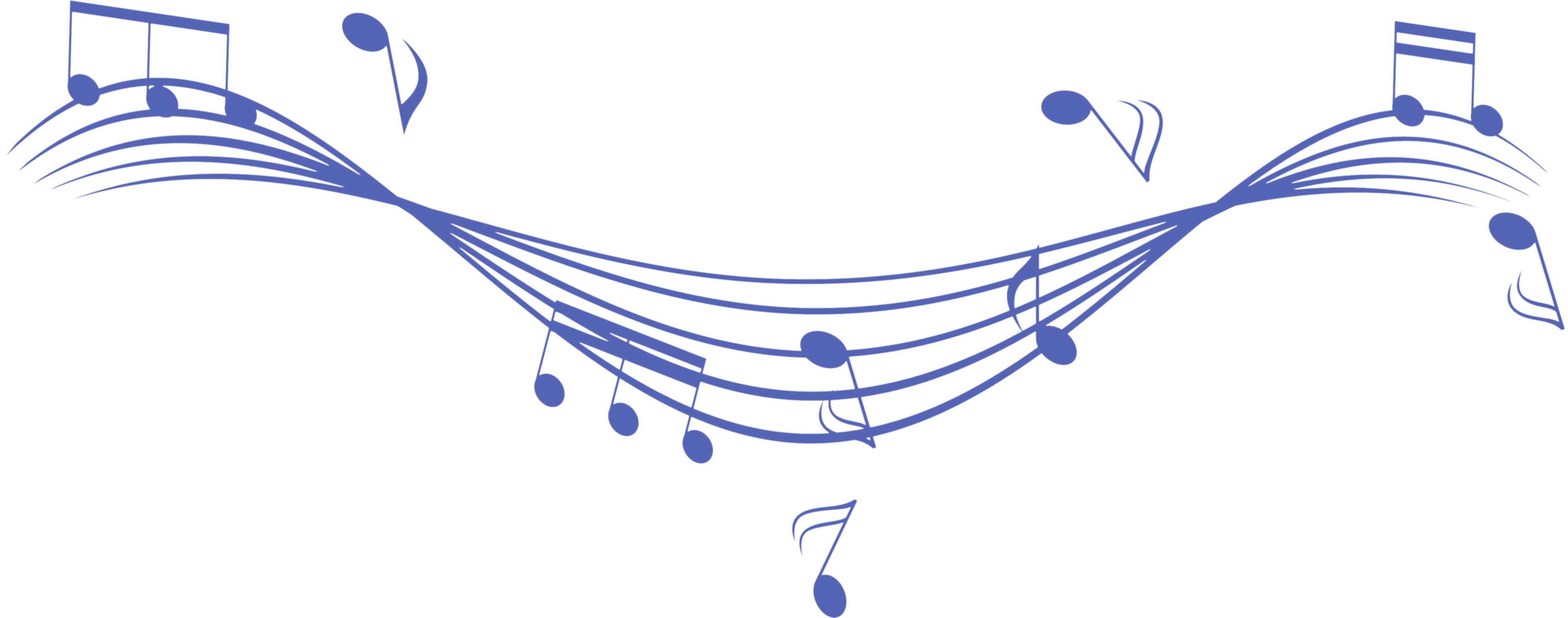 free musical notes png