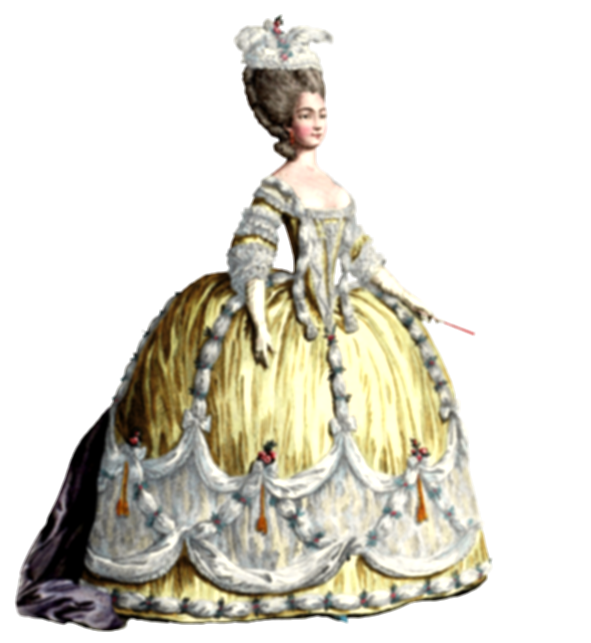 french clothes png