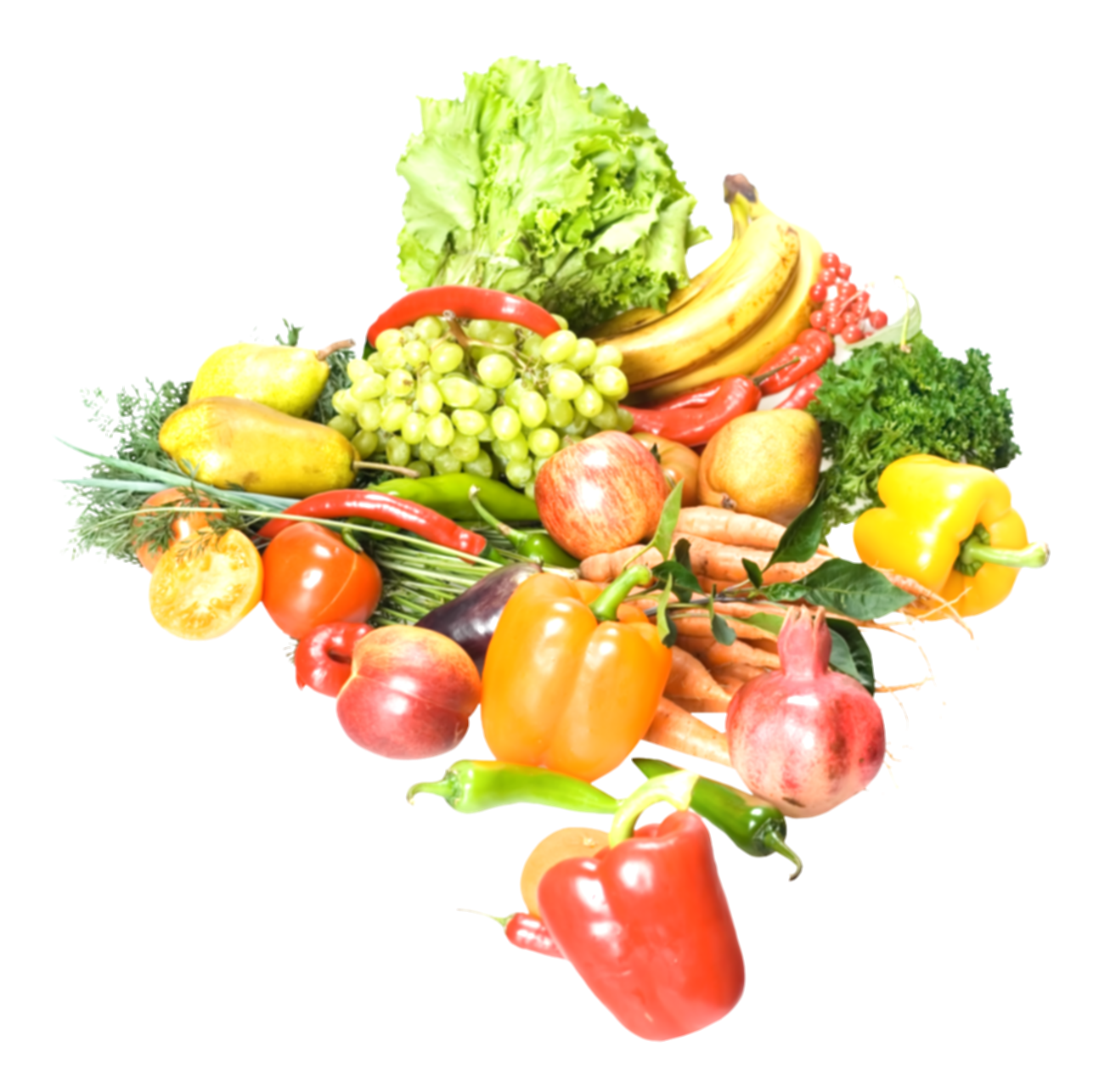 fruit and vegetables png