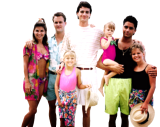 full house png