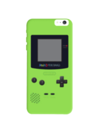 gameboy drawing iphone