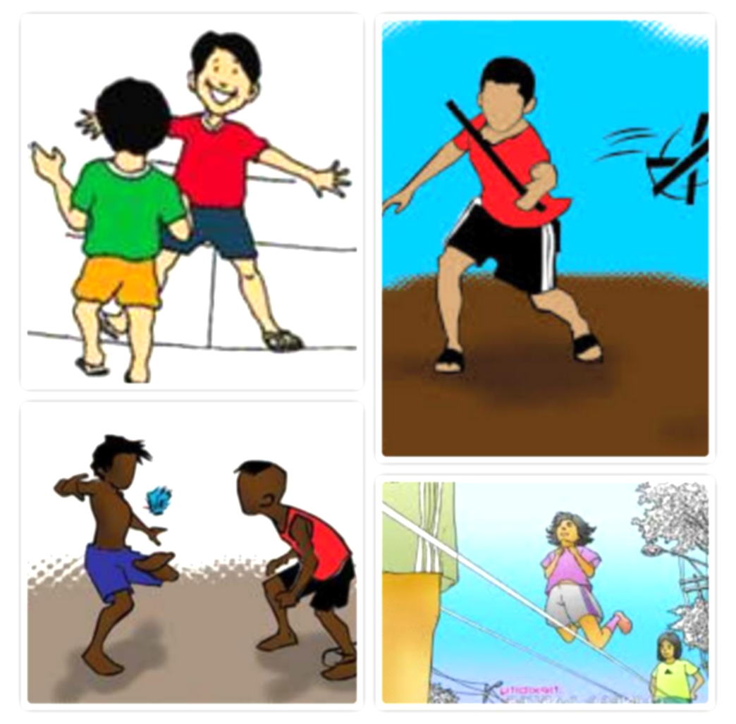 games clipart outdoor game