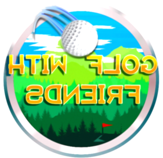 golf with friends logo png