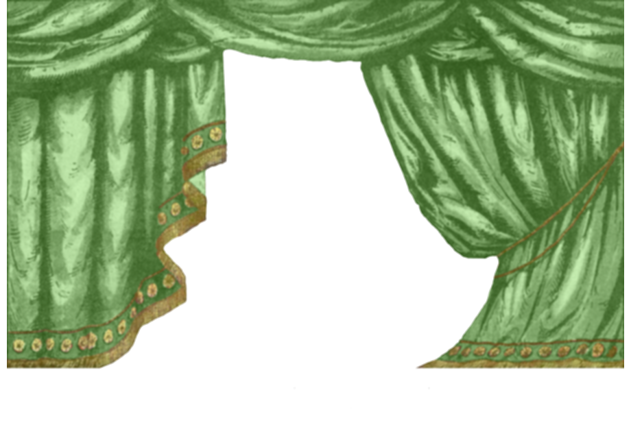 theater curtain png