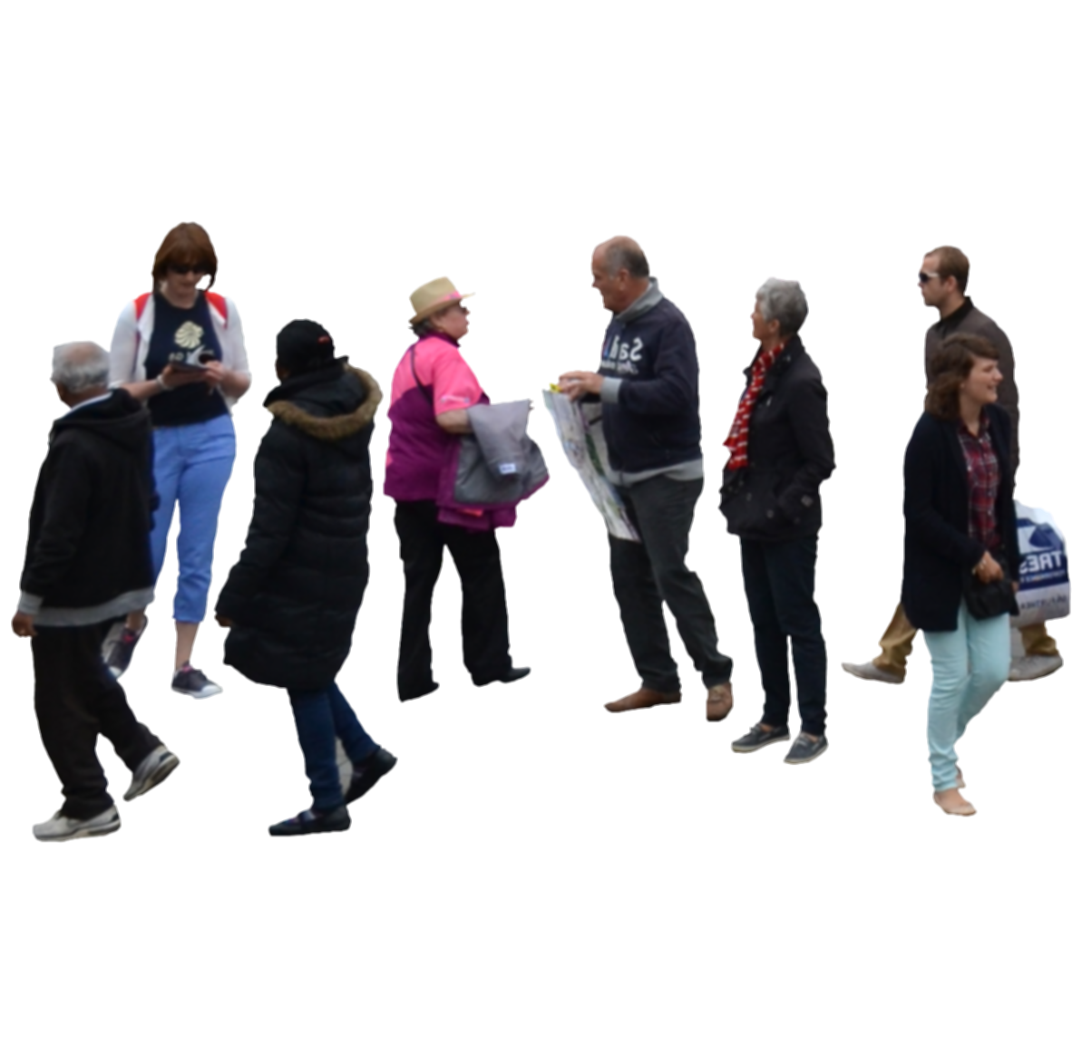 group of people png