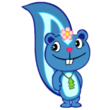 happy tree friends png