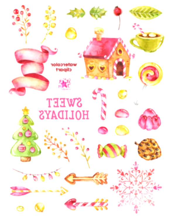 holidays clipart sweet