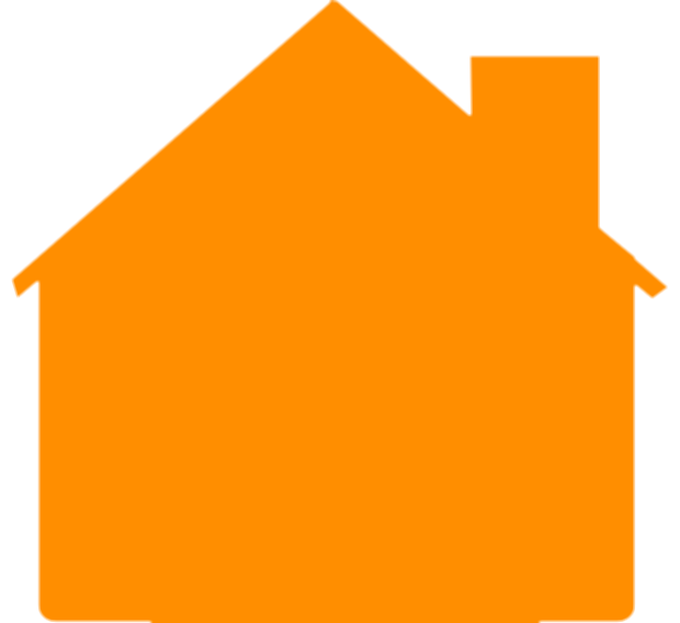 homes vector simple house