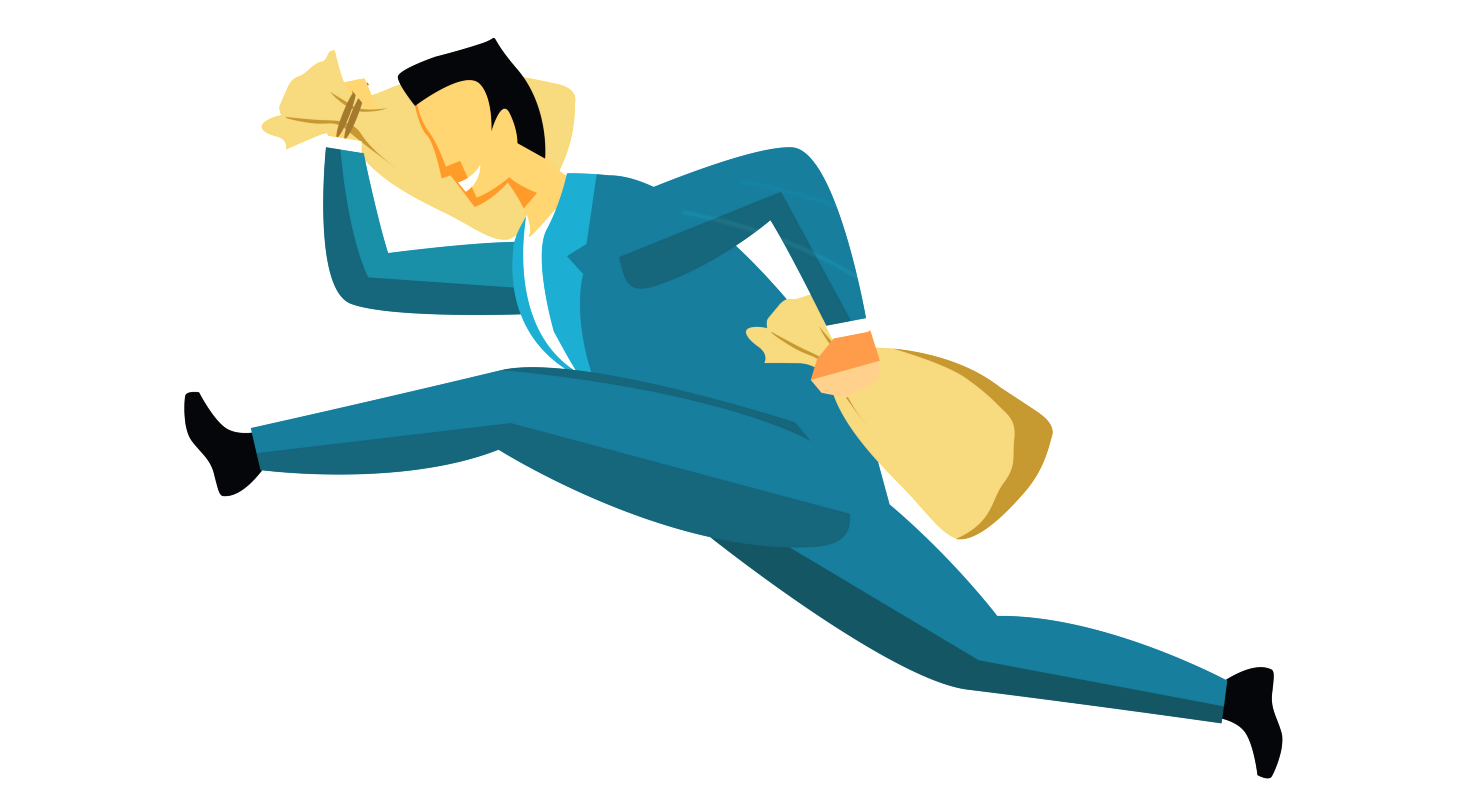 movement clipart people