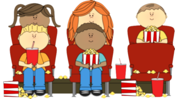 movies clipart movie house