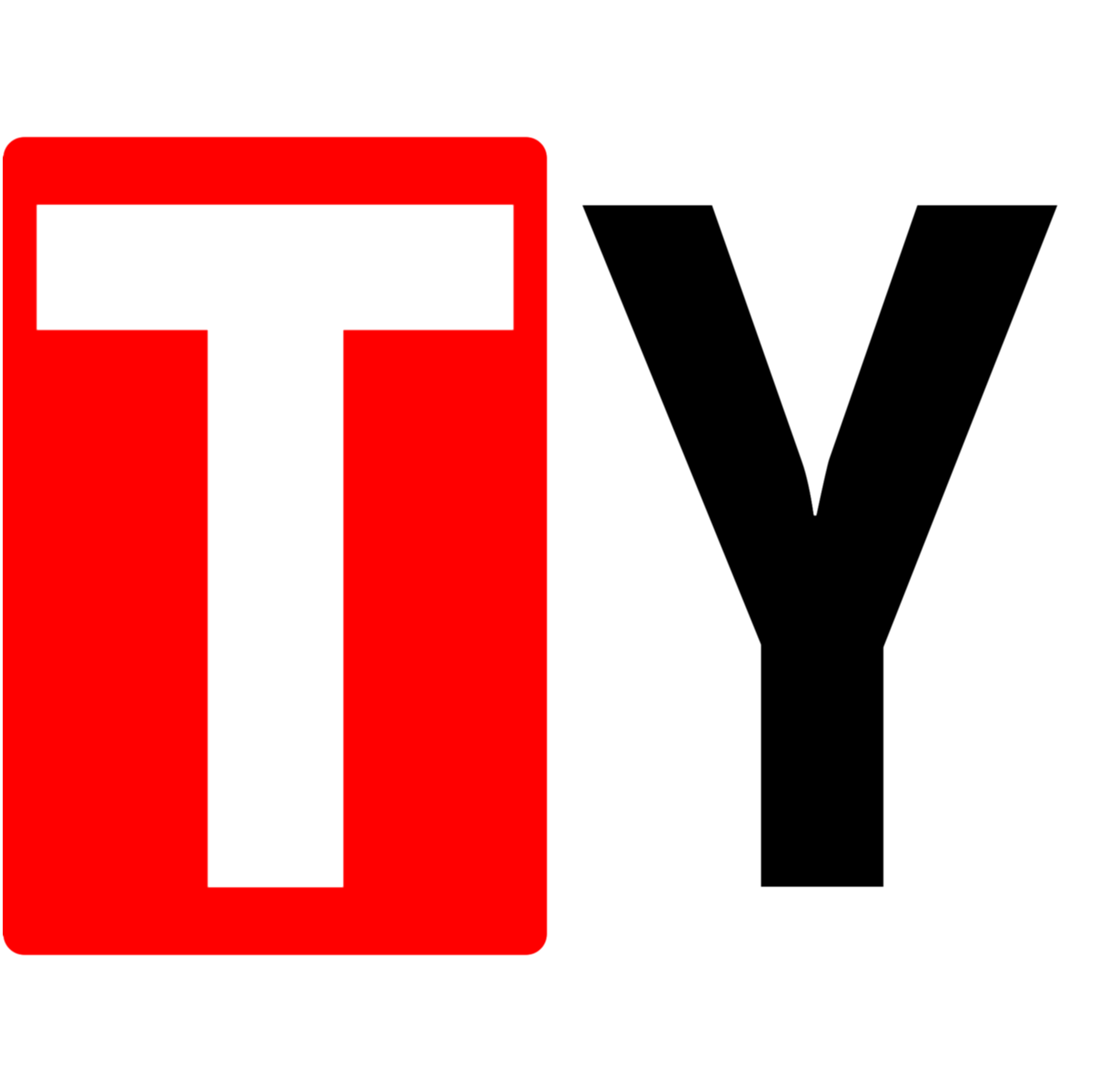new youtube logo png
