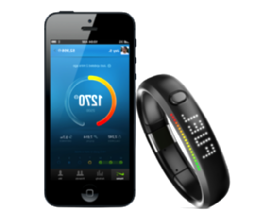 nike fuel band png