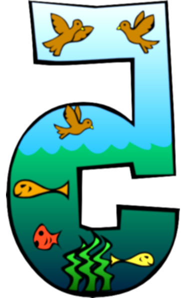 numbers clipart five
