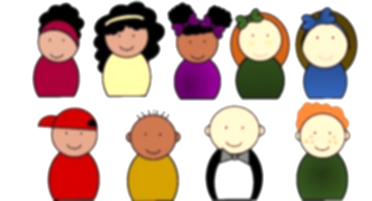 people clipart simple