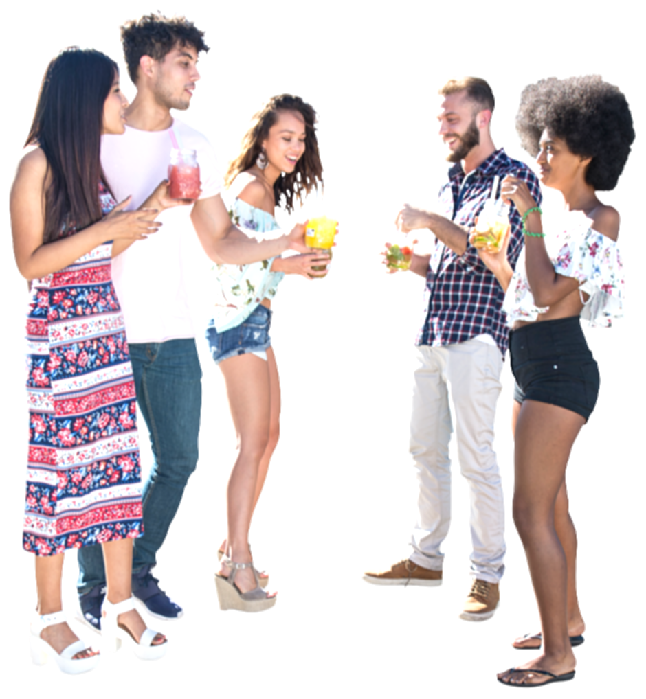 people party png