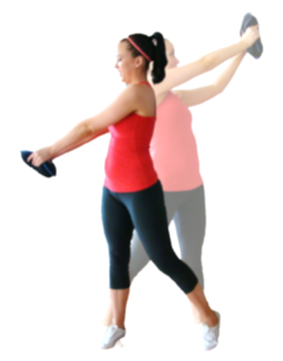 people working out png