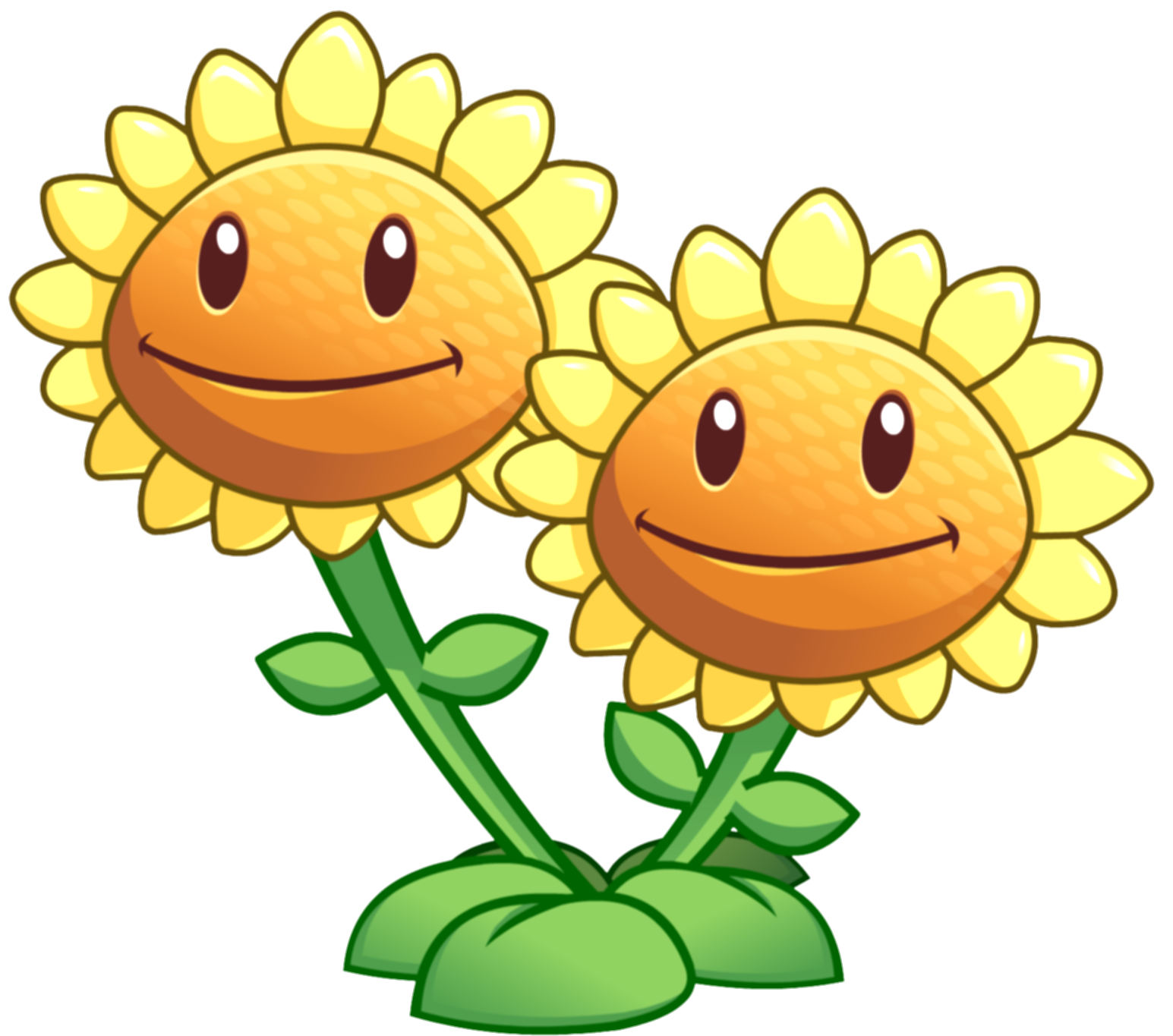 plants vs zombies characters png