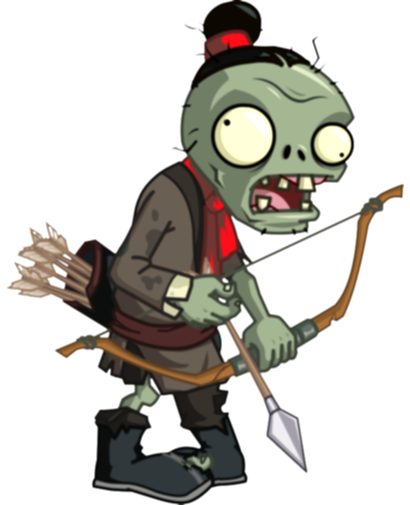 plants vs zombies zombie characters png