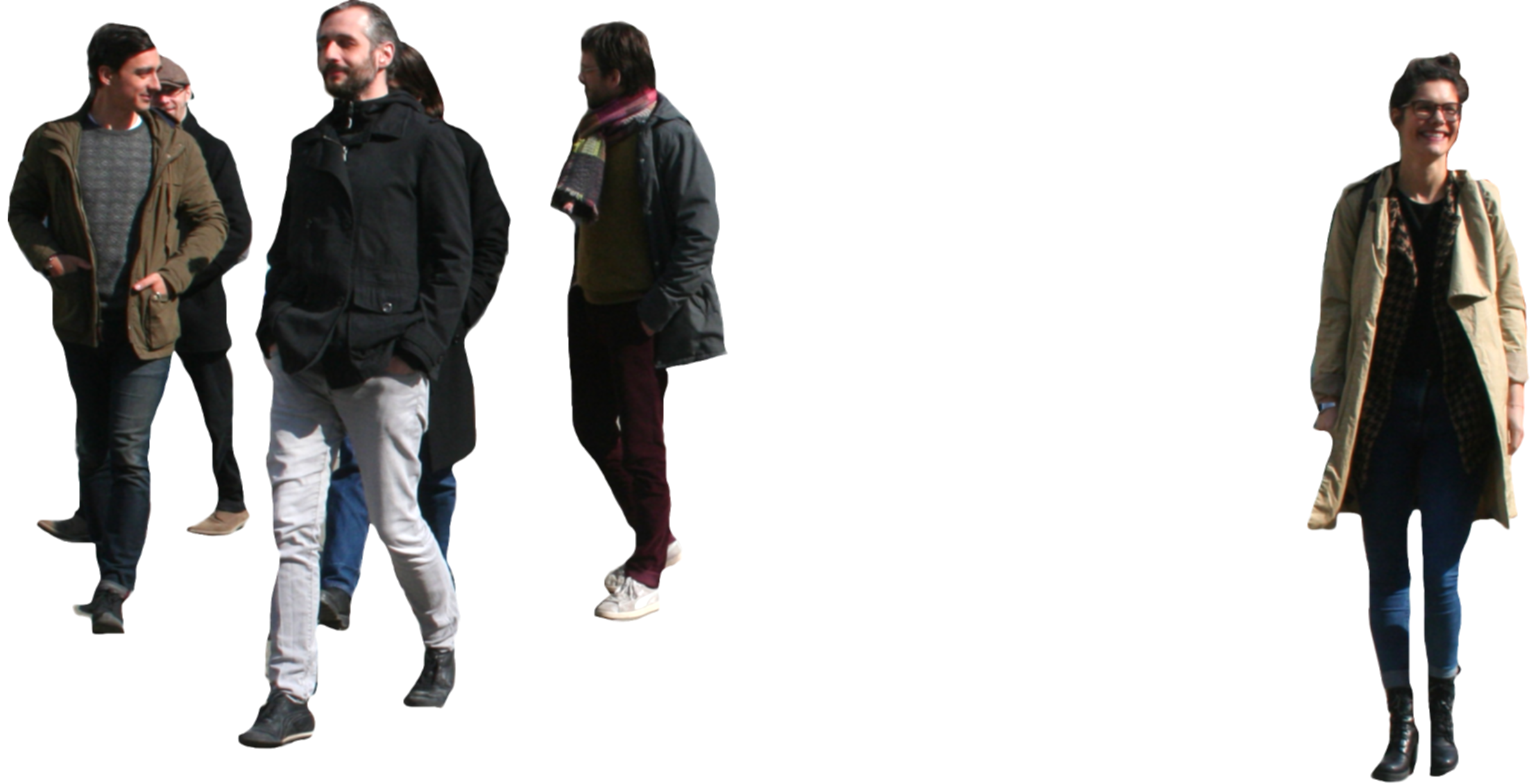 png of people