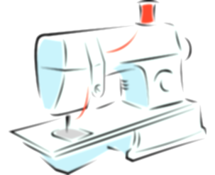 sewing clipart sewing clothes