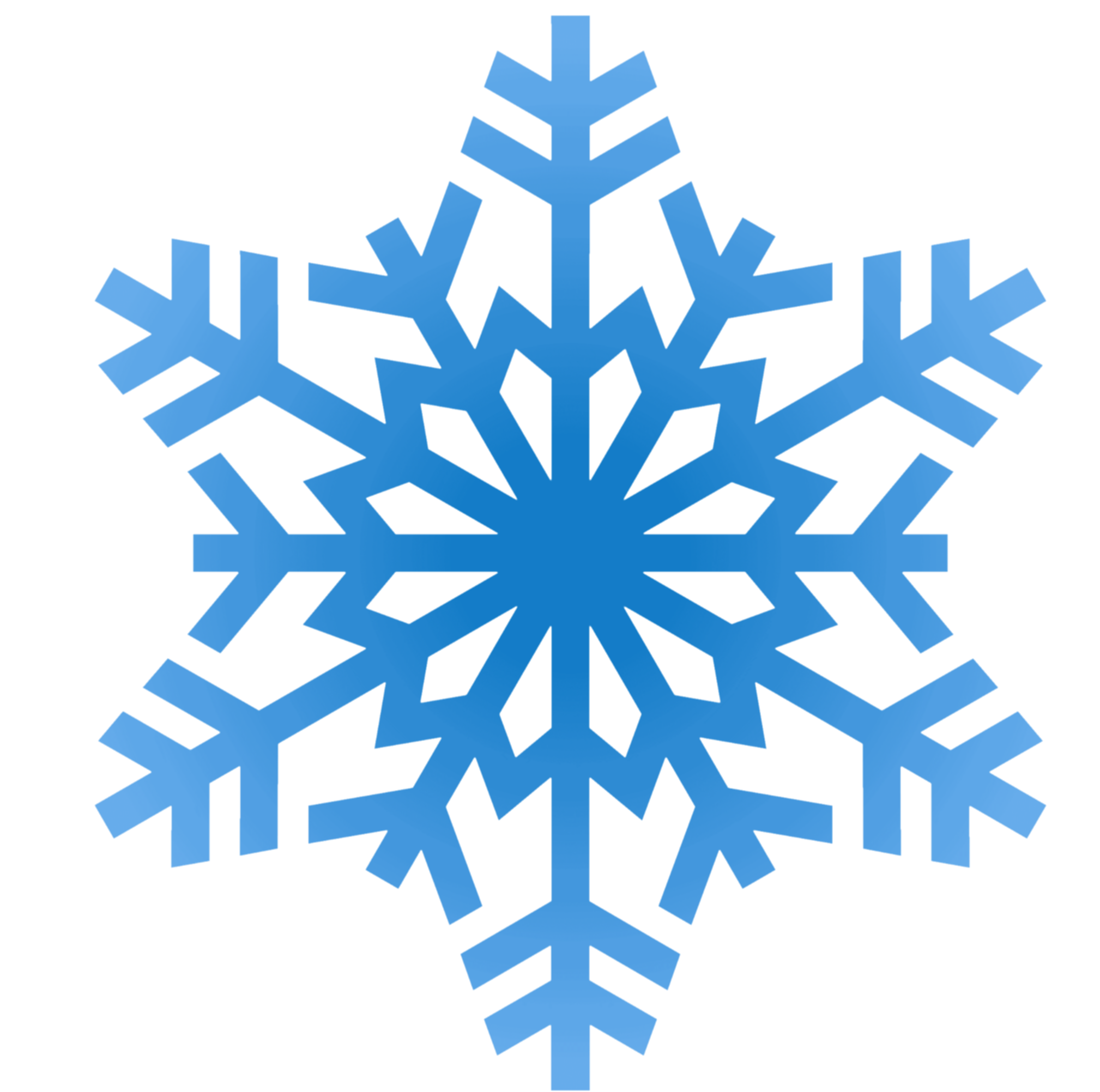 snowflake background png