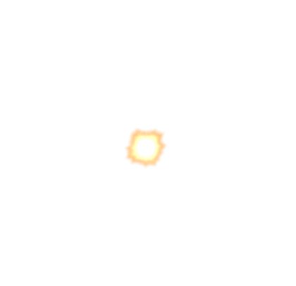 sun lens flare png