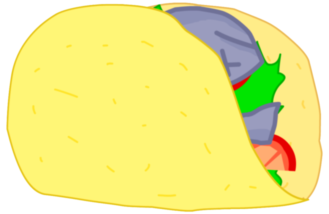 taco bell hat png