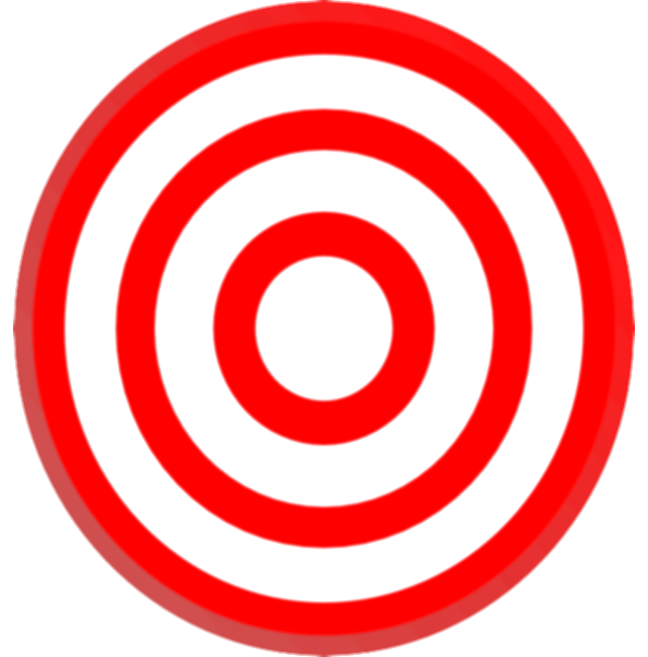 target clipart classic