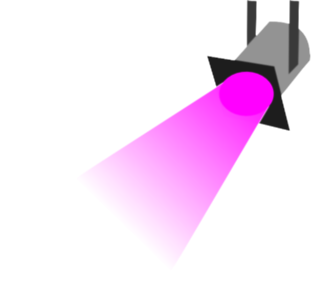 theater lights png