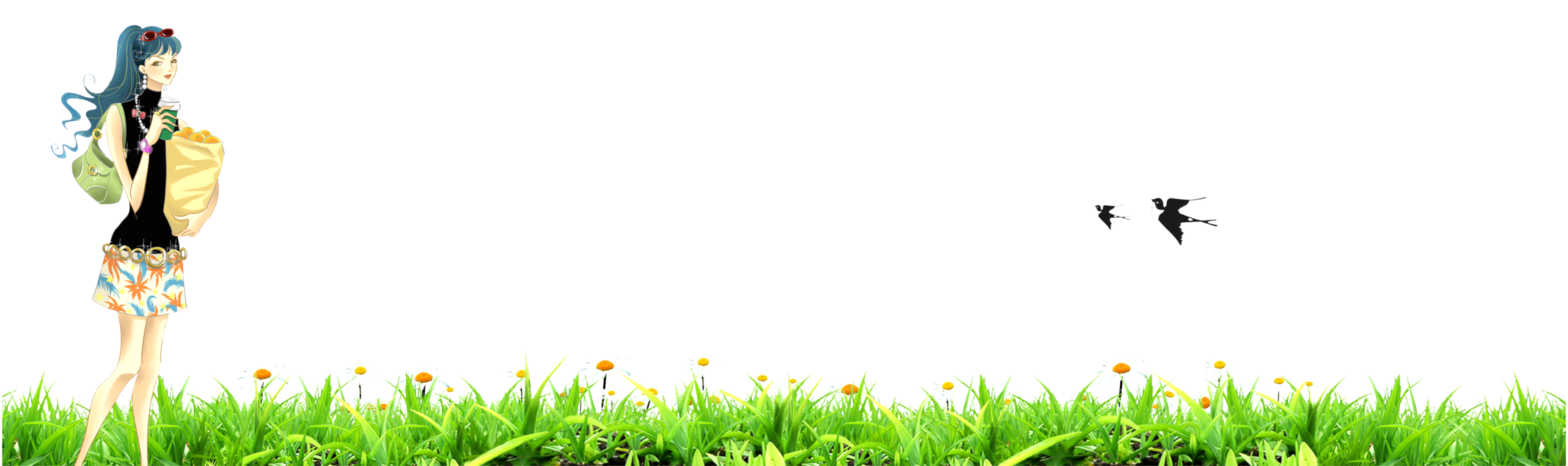 vector nature environment background