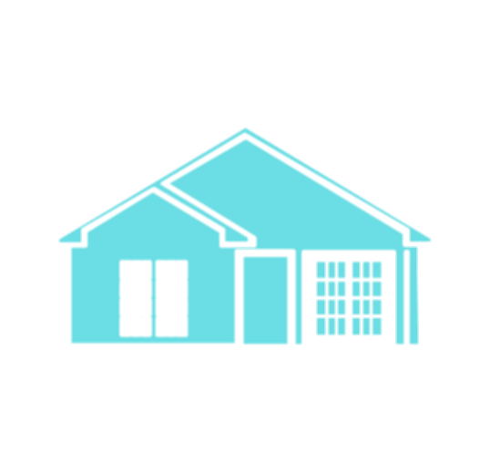 vector roof flat design house